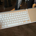 Clique Apple keyboard dock lets you work from the sofa