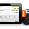 Eventbrite At The Door Card Reader lets you pay for entry via the iPad