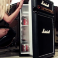 Marshall Fridge claims to be coolest icon in music, and store your beer