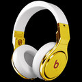 24ct gold Dr Dre Beats Pro headphones - a snip for a grand