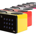 Roth KRadio DAB, internet and iPhone dock now available in many many colours