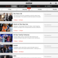 Zeebox update adds 7-day TV guide for iPad and iPhone