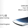 Samsung Galaxy S III appears in leaked 'invite'