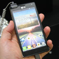 Rumoured LG D1L pitched as Samsung Galaxy S III rival