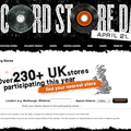 WEBSITE OF THE DAY: Record Store Day