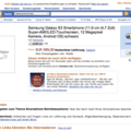 Samsung Galaxy S III leaked on Amazon.de