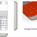 Original Google Phone unveiled, and no it wasn't the G1