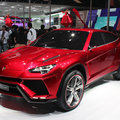 Lamborghini Urus concept pictures and hands-on