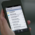 BlackBerry 10 Dev Alpha device revealed  (video)