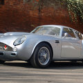 Evanta Aston Martin DB4 GT Zagato pictures and hands-on