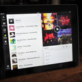 Spotify for iPad pictures and hands-on