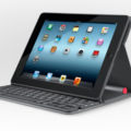 Logitech Solar Keyboard Folio for iPad lets you type day and night