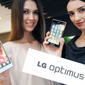 White LG Optimus L7 with Ice Cream Sandwich on sale in UK today