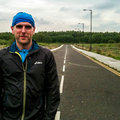Running blind: How Simon Wheatcroft uses his iPhone to see