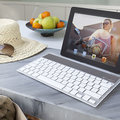 Logitech expands solar powered keyboard range with K760 for Mac, iPad and iPhone