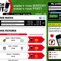 WEBSITE OF THE DAY: Match Pint
