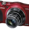 Fujifilm FinePix F800EXR compact camera uses apps for smartphone compatibility