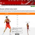 WEBSITE OF THE DAY: BBC Body Match