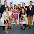 Samsung launches Galaxy Note 10.1 in the UK, with the help of Kylie Minogue, Team GB and assorted other stars