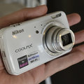 Nikon Coolpix S800C Android-based camera pictures and hands-on