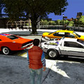 Ever wanted to play as Marty McFly in GTA IV? Now you can with the Back to the Future mod (video)