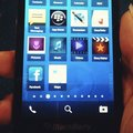 BlackBerry 10 L-Series leaked image shows new user interface in all its glory