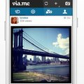 Via.Me app now on Android for cross social networking sharing