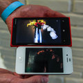 The Nokia Lumia 920 vs iPhone 4S: Low-light camera test