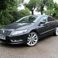 Volkswagen CC GT TDi 170 DSG pictures and hands-on