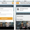 EDF iPhone app records meter readings by photo