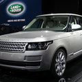 Range Rover (2013) pictures and hands-on