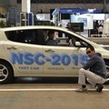Nissan unveils a self-driving car... not quite Knight Rider