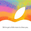 iPad mini confirmed as press invite arrives... all eyes on 23 October
