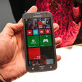 Samsung ATIV S pictures and hands-on