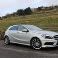 Mercedes-Benz A-Class (2013) pictures and hands-on