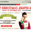 WEBSITE OF THE DAY: Christmas Jumper Day