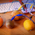 MaKey MaKey lets you control games with fruit