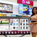 You won't just need a Magic Remote for an LG Smart TV, you can also use your finger