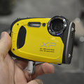Fujifilm FinePix XP60 waterproof compact pictures and hands-on