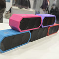 Altec Lansing 'The Jacket' Bluetooth speaker pictures and eyes-on