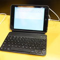 ZaggKeys Mini 7 iPad mini keyboard case pictures and hands-on