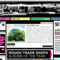 WEBSITE OF THE DAY: Rough Trade