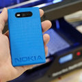 MakerBot prints Lumia 820 case using Nokia's 3D printer templates