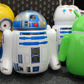 Radio controlled Star Wars R5-D4 inflatable and full-sized R2-D2 coming soon