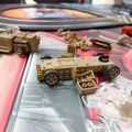 Scalextric Quick Build Demolition Derby set plays nice with Lego