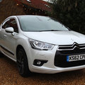 Citroen DS4 DSport HDi 160 6-speed Auto pictures and hands-on