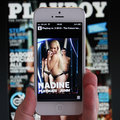 Watch the Playboy cover come alive with Layar AR app on Android and iPhone (NSFW)