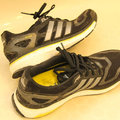 Adidas Boost: The first run