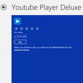 Watch YouTube in Windows 8 for just £724.99