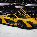 McLaren P1 pictures and hands-on